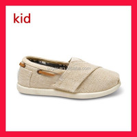 wholesale kids shoes tiny baby shoes 2016 canvas shoes with magic tape
