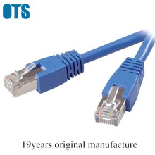 Cat5e /Cat6/Cat7 SFTP RJ45 4Pair 8P8C Network Patch Cable High Quality Patch Cord