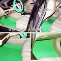 colorful car foot mat