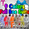 Beekeepinf Suits, Jackets,Veil for Adults & Kids, Beekeeping Hive Tool & Brush, Beekeeping Protective Clothing Jackets
