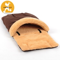 Foldable Cuddle Pet Bed Fleece Cat Cave Pet Beds