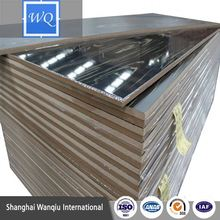 Metalic UV MDF Board Wood Grain High Glossy for Kitchen Cabinet