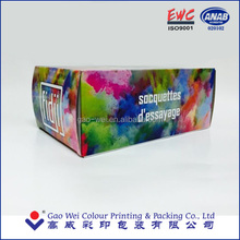 2015 High Quality Fashion Custom New Design paper box for packaging