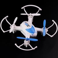 SY X23 -Blue New Arrival Quadcopter Mini Pocket Drone 2.4G 4CH 3D Roll RC Toy Remote Control Drone RC Helicopters for Sale