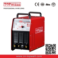 TOPWELL tig ac dc pulse welding machine Master TIG-200AC