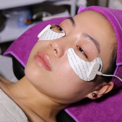 Portable eye dark circle removal beauty equipment