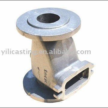 valve spare part ductile cast iron products sand castings iron casting foundry