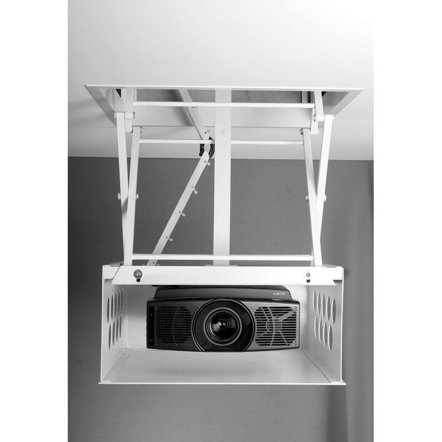 Wholesale good quality motorized projector ceiling mount lift with tubular motor