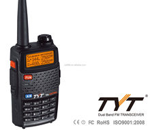 TYT TH-UVF8D bluetooth headset two way radio dual band 5W CTCSS/DCS/COMP/scrambler/DTMF /VOX/TOT