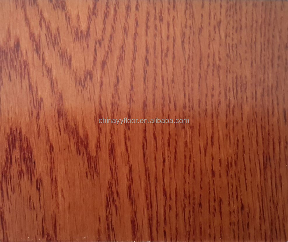 2017 most popular 14mm/15mm gloss laminate flooring supplier in shandong with high quality