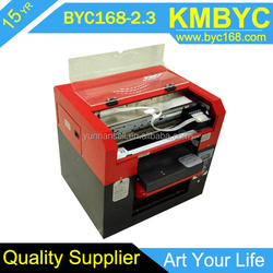 China Supplier Special Plastic Cell Phone Case Printing Machine