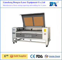 Hot sale DX-2010 fda approved laser cut wood shapes machine for sale