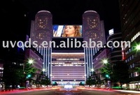 P22 outdoor Led Display/Commercial Led Digit Billboard/Video Wall