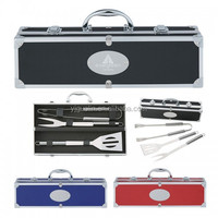 Mini Snap on Tools Bbq Grill Set with Alu Case