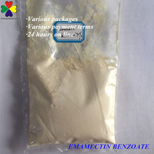 agro chemicals emamectin benzoate 70% for pest control