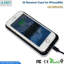 TPU Wireless Charging Case Qi Receiver Charger for iPhone