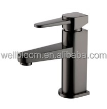 The Best Stainless Dark Steel Single Lever Basin Faucet