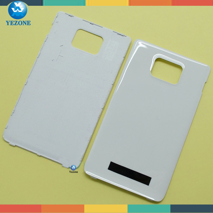 Original Back Door For Samsung Galaxy i9100 S2, Battery Door Cover For Samsung S2 with LOGO