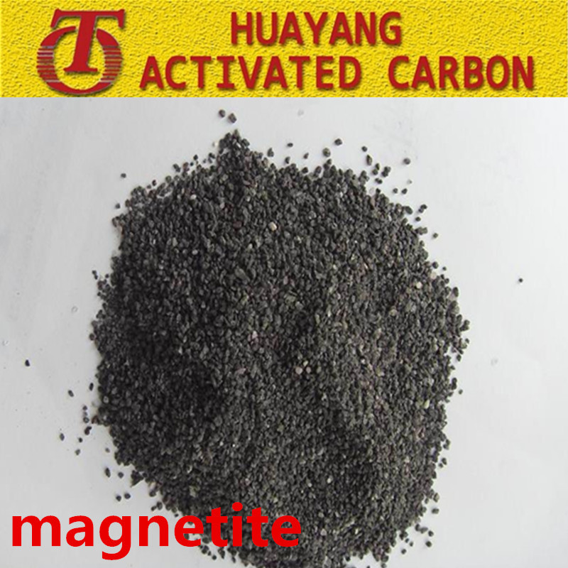 High intensity filter media/price magnetite iron ore
