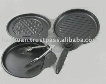 EZ pans with detachable Handle