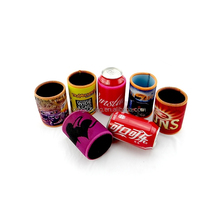 Neoprene Non-slip bottom style stubby holder / beer can cooler