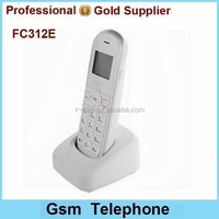 FC312E 1800 900MHZ gsm wireless telephone
