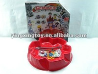 4D metal beyblade top with beyblade arena