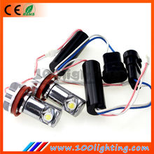 Factory Price High Power Angel Eyes E92 6W H8 Head Light