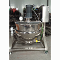 Electric Heating Cooking Chili Sauce Making Machine