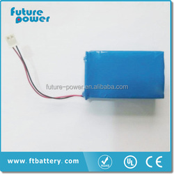 High Discharge Rate RC Battery 12v 3000mah Polymer Battery Pack For Sales