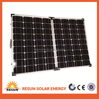 100W portable solar panel with low price from