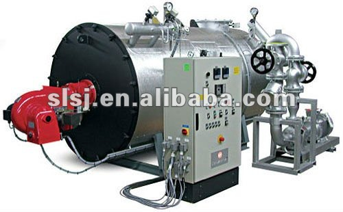 Horizontal Oil(Gas) Fired Thermal Oil Heating System