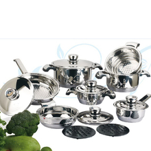 Hot selling stainless steel prima cookware