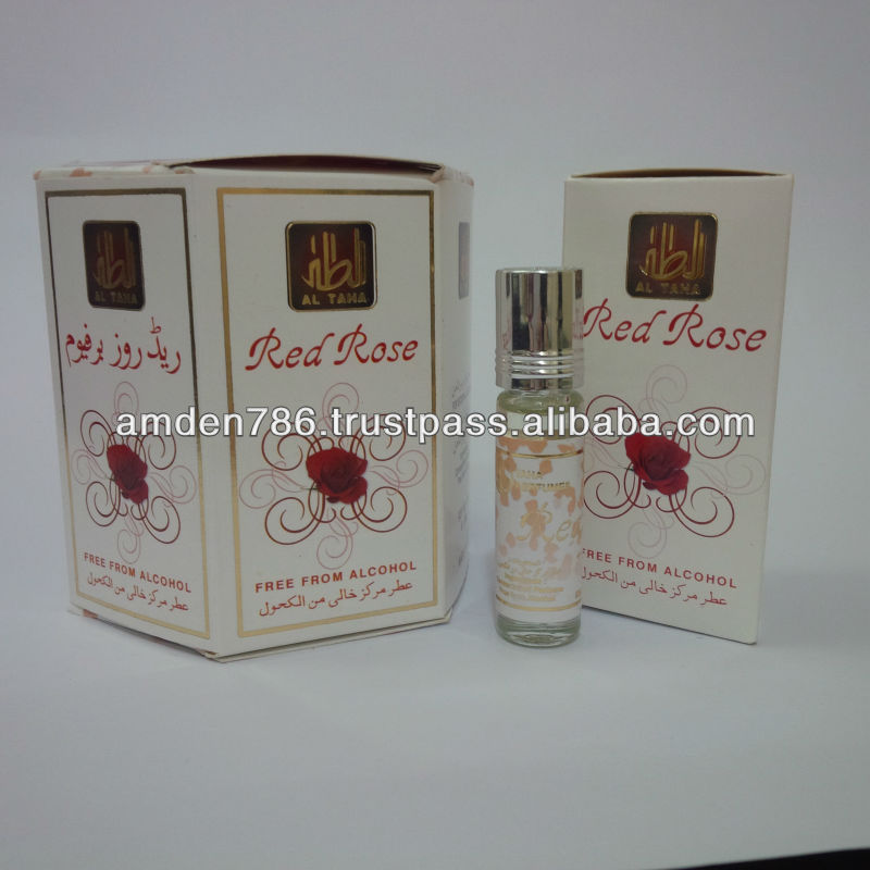 RED ROSE pefume 100% non alcoholic perfume(attar)