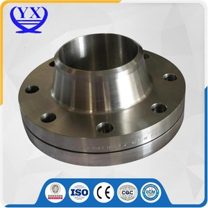 ANSI 304 316 Stainless Steel Slip On Butt Welded Flange
