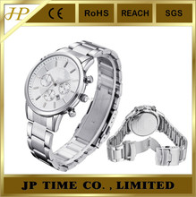 Chronograph watch with miyota OS20 movements,men chronograph stainless steel high quality watches