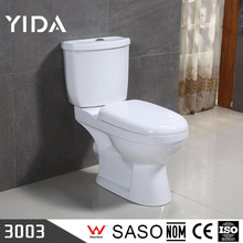 Foshan New Style Oem Two Piece Ceremic Custom Parma wc toilet
