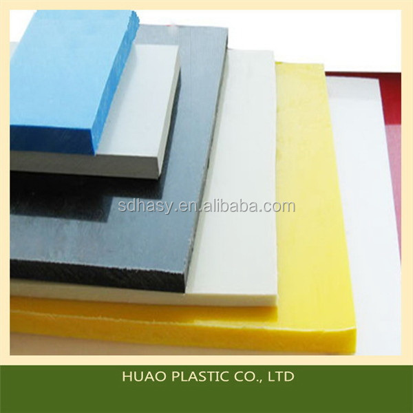 Modern hot-sale thermoforming hdpe sheet for fender cap