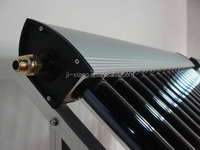 Seperated Pressure Bearing type Standard tank system,Evacuated solar Collector