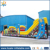 China HUALE inflatable bouncer slide for sale / inflatable bouncer castle for funny amusement park