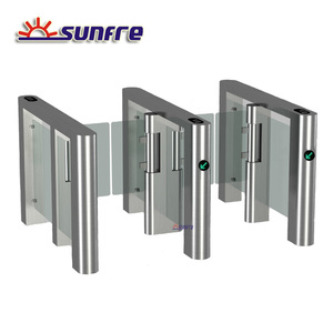 Factory Price High Performance Fast Speed Auto Gate Swing