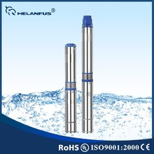 Deep Well Submersible Stainless Steel Machine Water Pump System