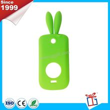 Hot promotion most popular silicon cell phone cover