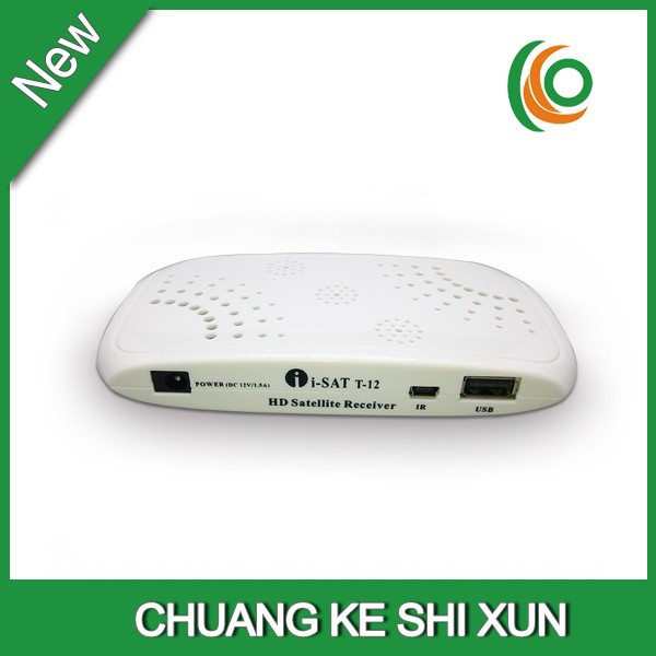 2015 most Competitive HD Digital Satellite Receiver DVB-S2 support wifi internet 200channels IPTV Isat box