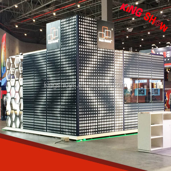 one stop solution exhibition stand contractor at Shanghai China