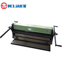 Manual combination 3-in-1 machine of shear brake & roll machine