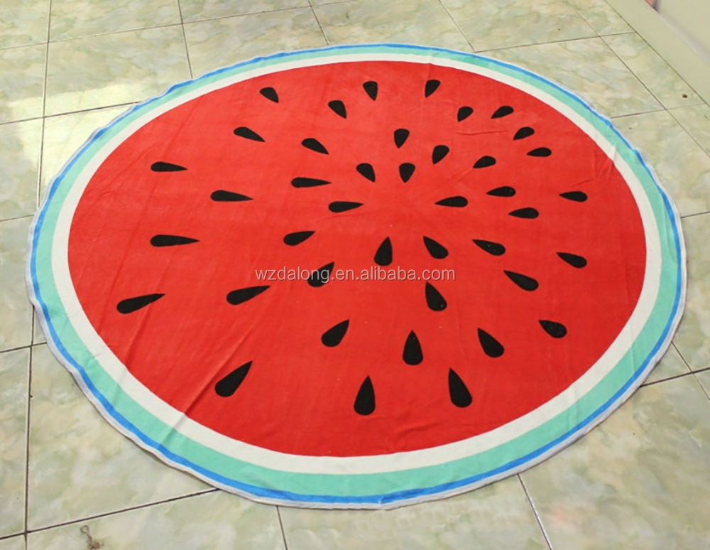 outdoor round oxford camping mat for aldi