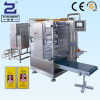 Fully Automatic Tomato Paste Four-side Sealing Packing Machine