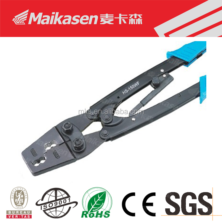 battery cable crimper electrical lug crimper