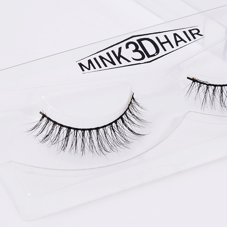 Korean 3D mink eyelashes private label jpg